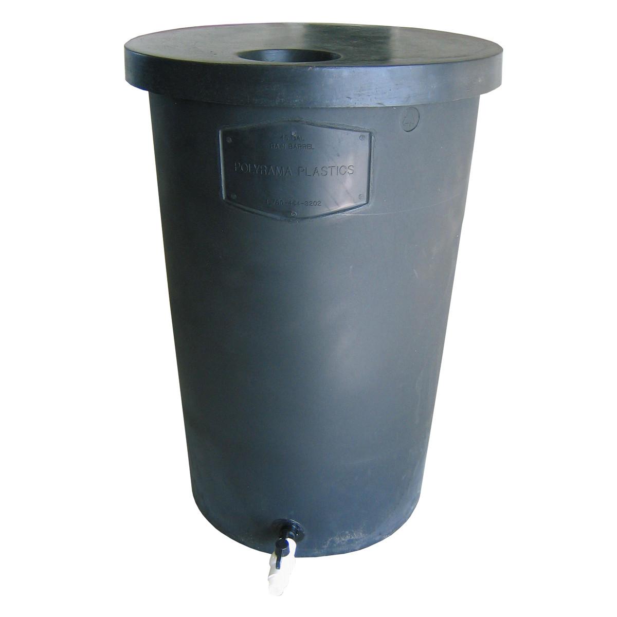 45 Gallon Rain Barrel Tank