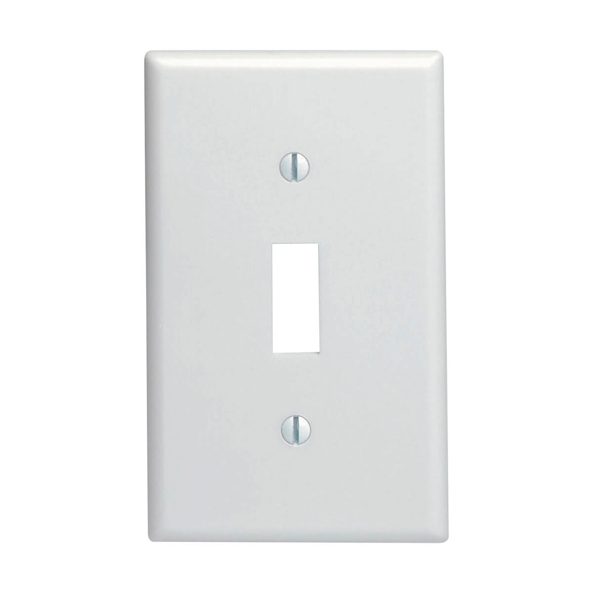 020-88001-0 Switch Plate 1G Wh