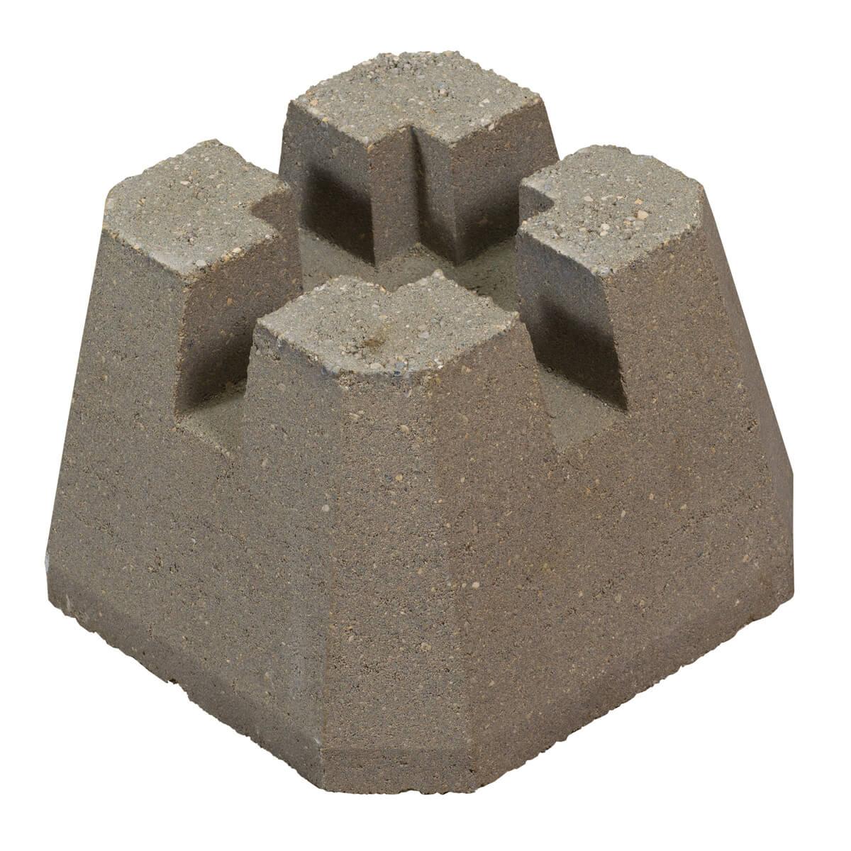 Dek Block 12 x 12 x 8 - 12059028