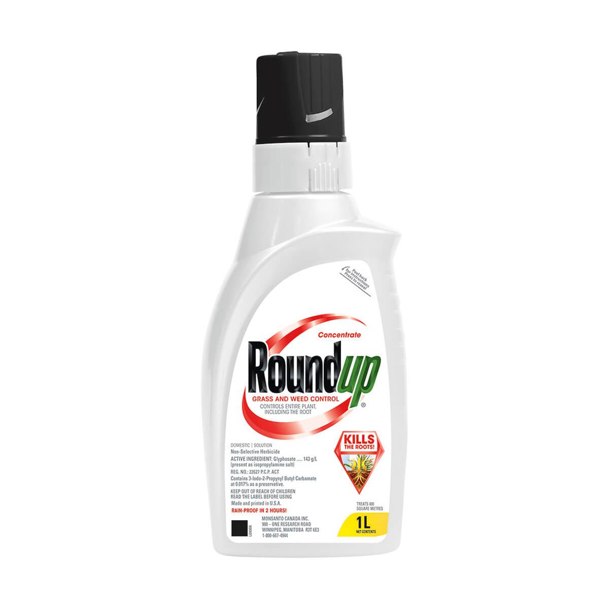 Roundup® Lawn & Garden Concentrate - 1 litre
