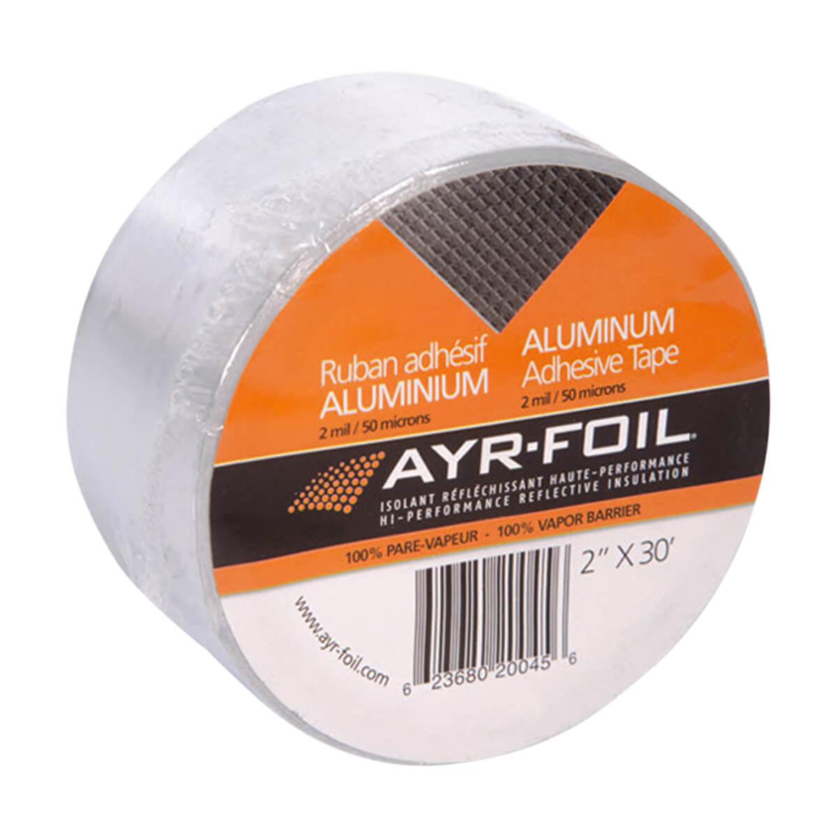 """Ayr-Foil Tape  - 2"""" x 30'"""