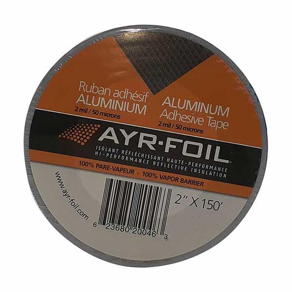 """Ayr-Foil Tape  - 2"""" x 150'"""
