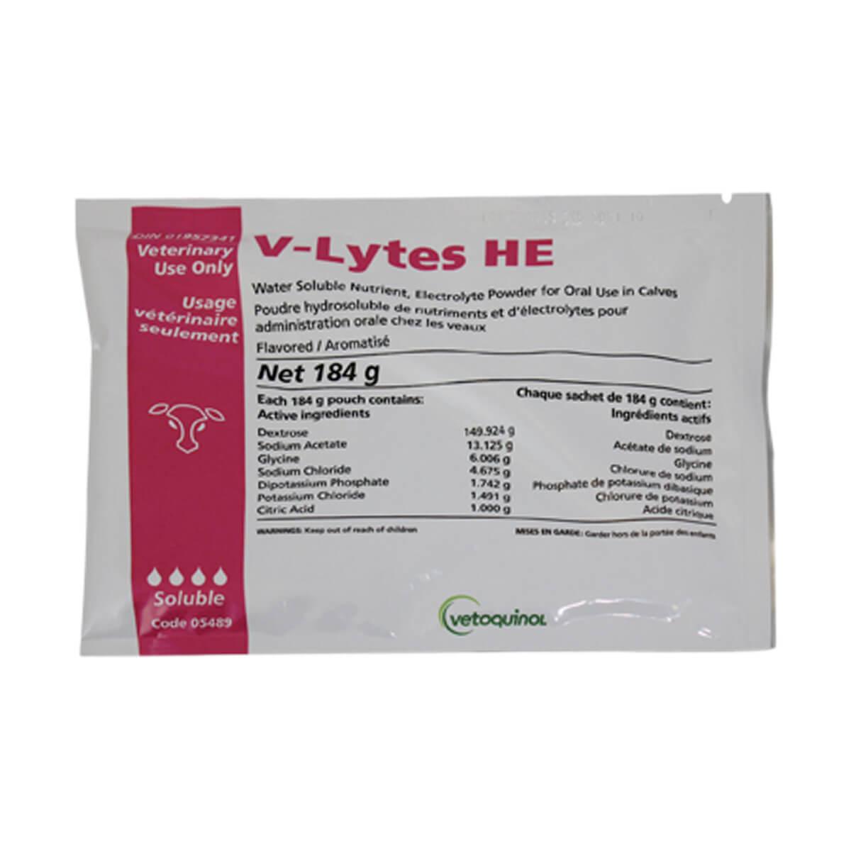 V-Lytes - V-Lytes HE - 184 g