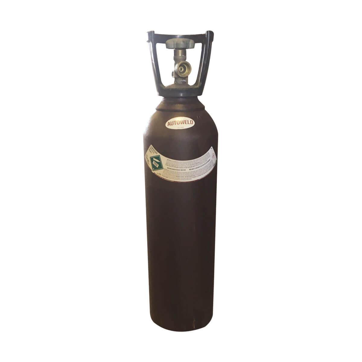 Praxair Autoweld C25 Gas - 55 CF