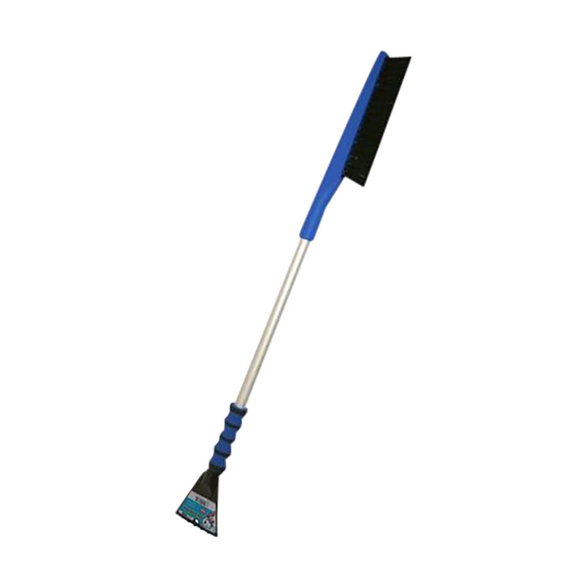 """Snowbrush with Scraper - 35"""""""