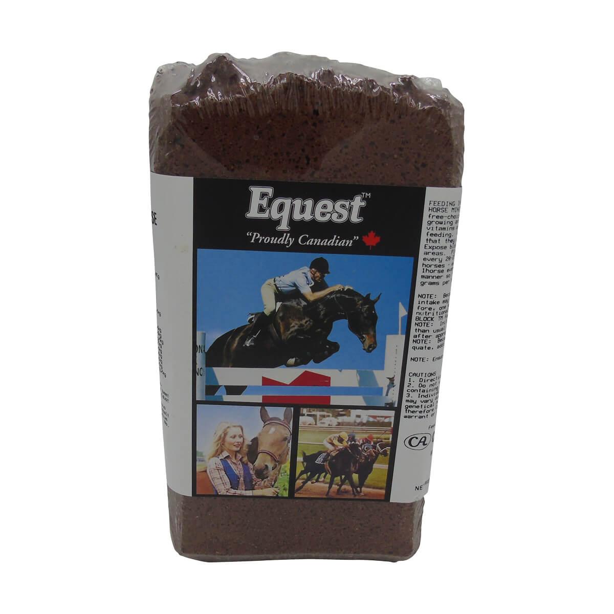 Equest® 8:8 Mineral Block - Mini Pack - 2.5 kg
