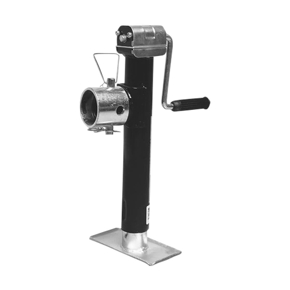 Side Wind Implement Jack - 5000 lb - 10-in