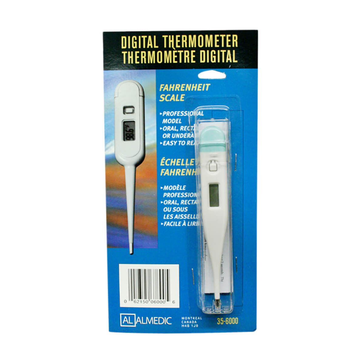 Digital Thermometer - Fahrenheit