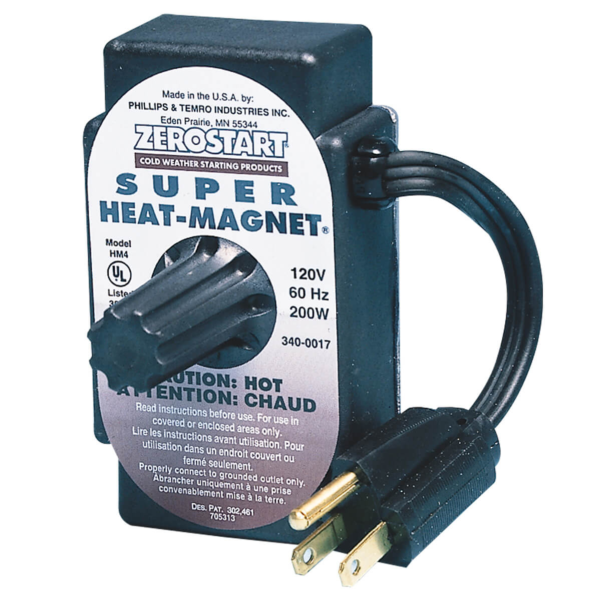 Magnetic Super Heater - 200W - 120V