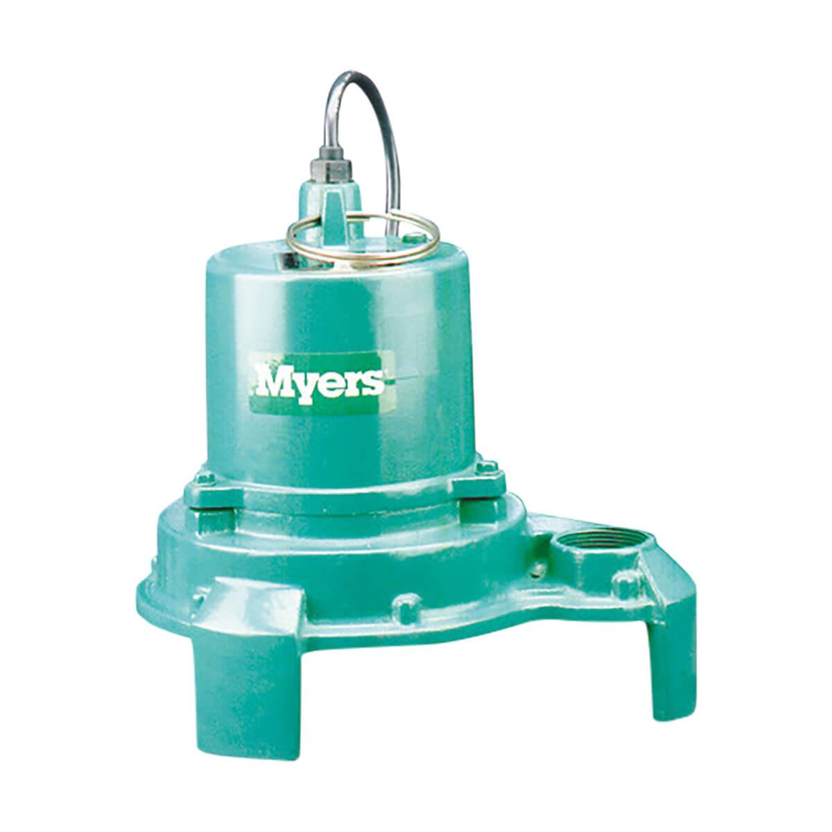 1/3 HP High Head Effluent Pump - ME3H-11P