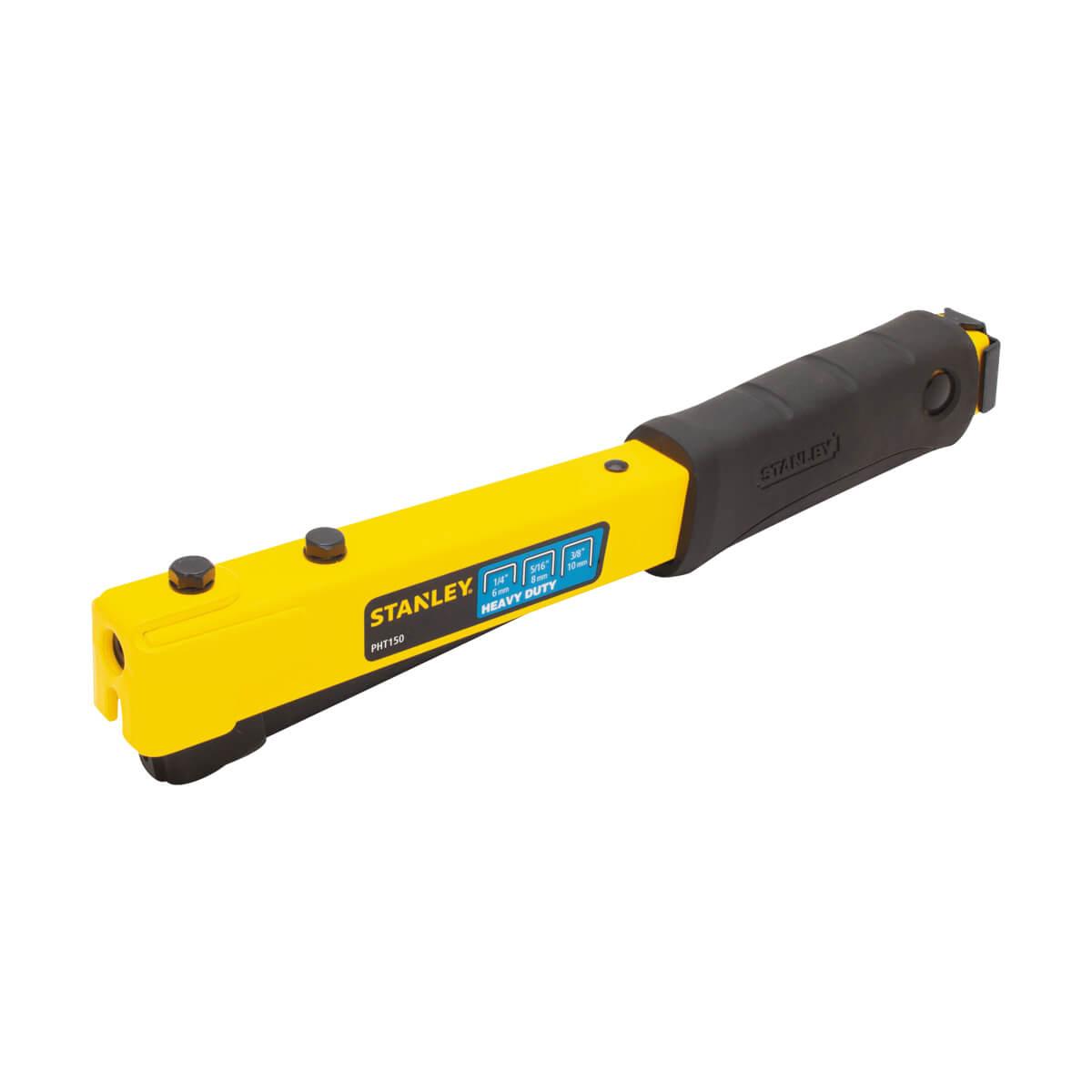 Stanley Tools SharpShooter Heavy Duty Hammer Tacker - PHT150C