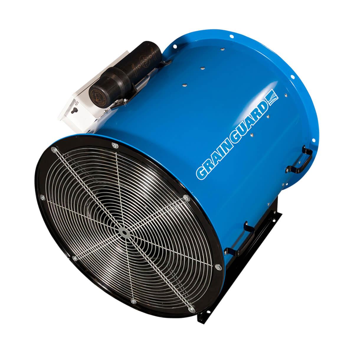 Grain Guard Grain Protection Inline Fan - 7 hp