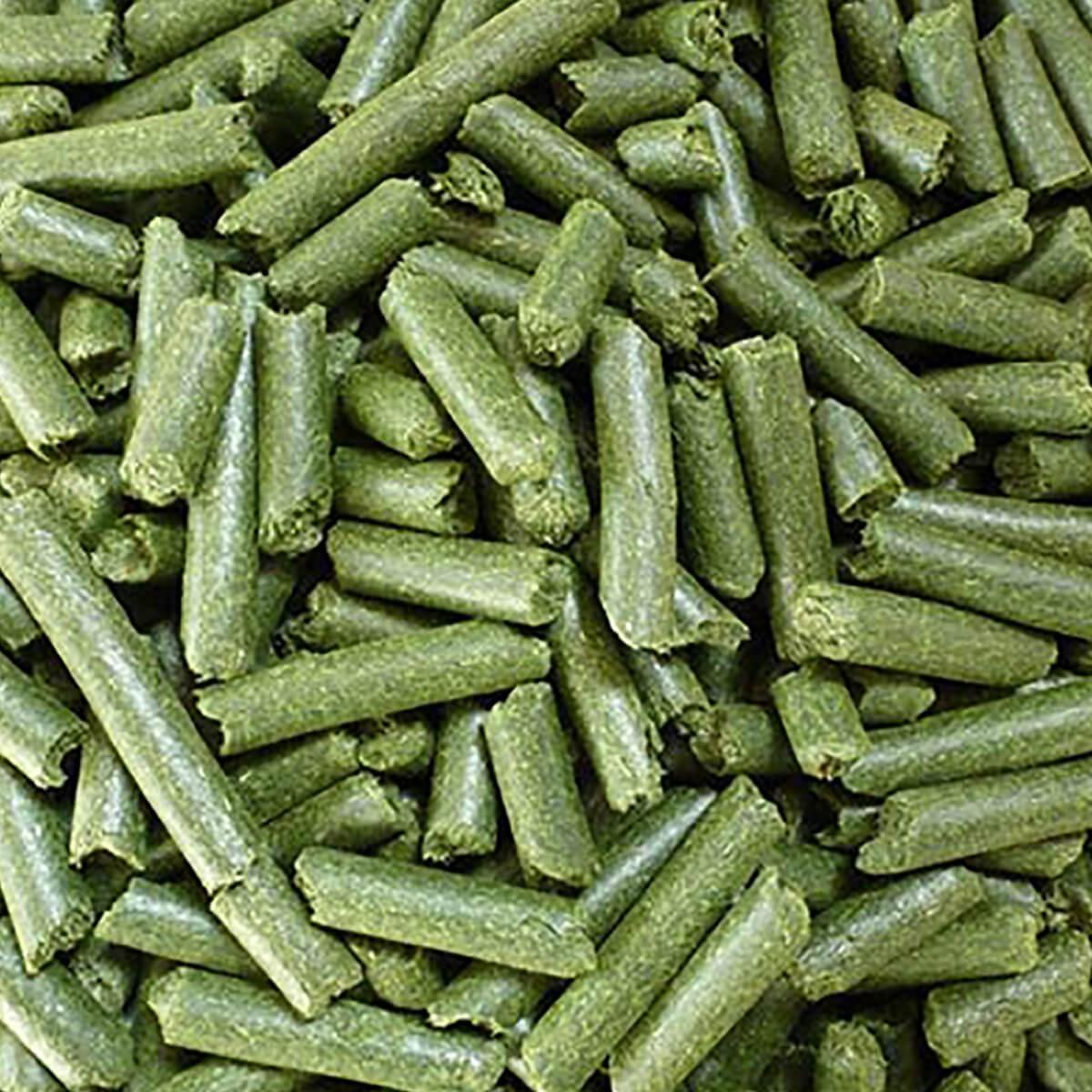 Alfatec Alfalfa Pellets - 700 kg tote