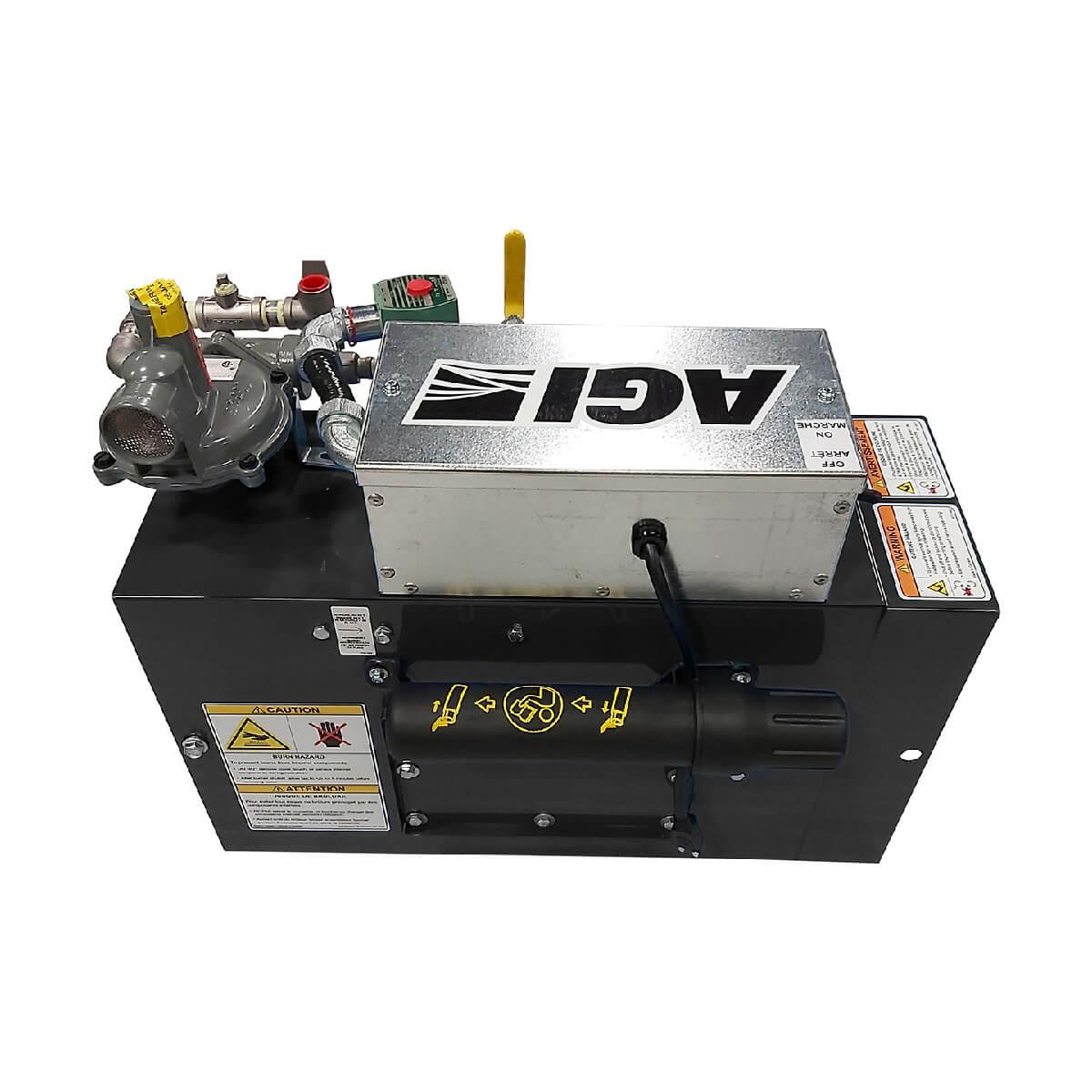 """AGI 9"""" x 14"""" 100K BTU Gas Heater"""