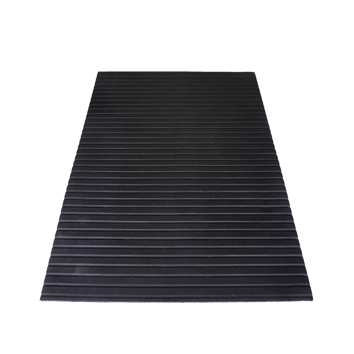 Trailer Mat - Ribbed - 5-ftx7-ftx1/2-in