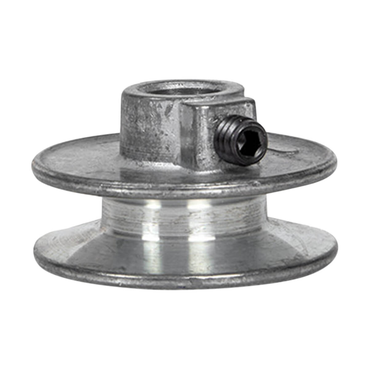 "Aluminum Pulley for A-Belts - 2"" x 5/8"""