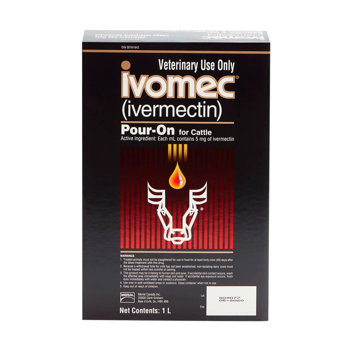 Ivomec Pour-on - 20 L