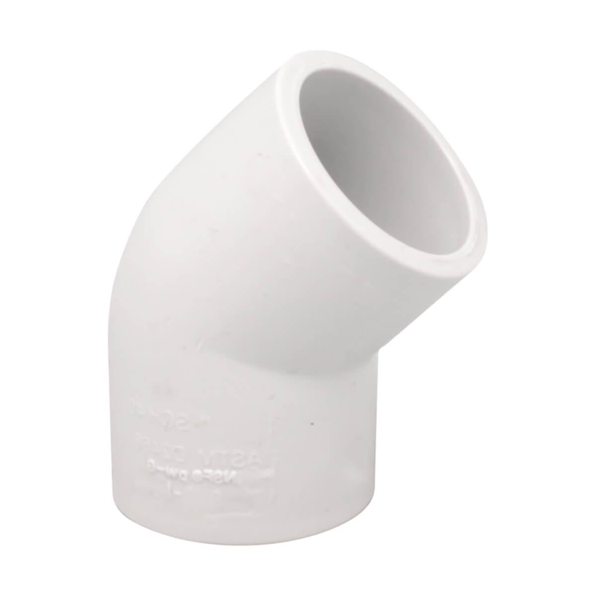 Socket - 1/2-in x 45° Elbow