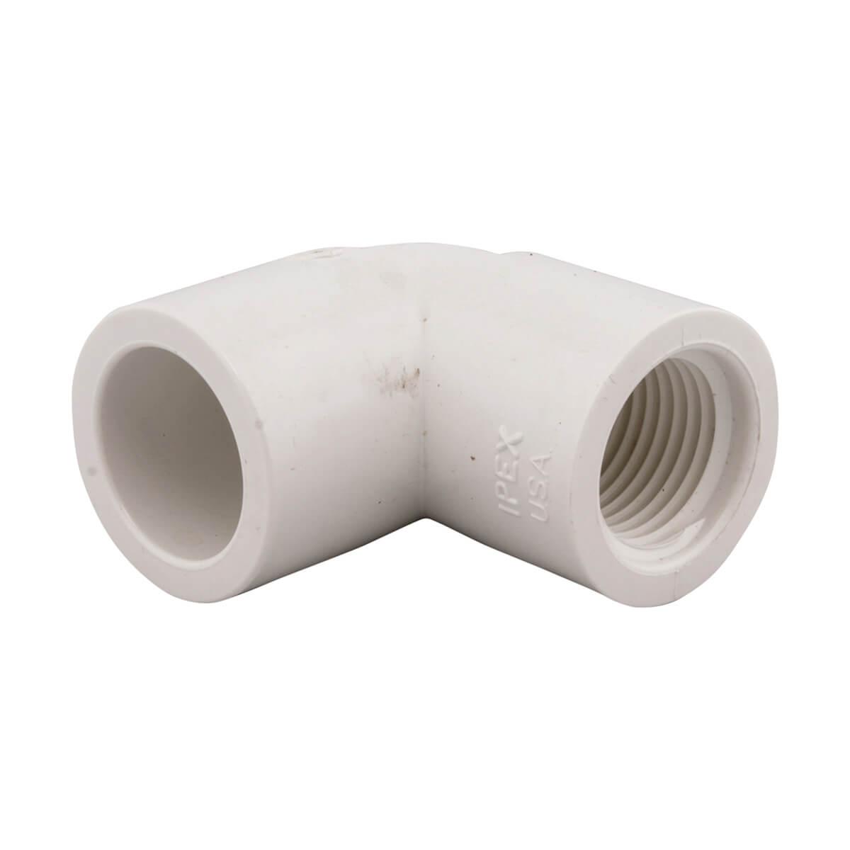 Socket - 1-in x 90° Elbow