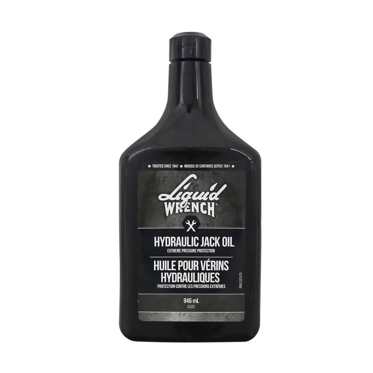 Hydraulic Jack Oil - 946 mL