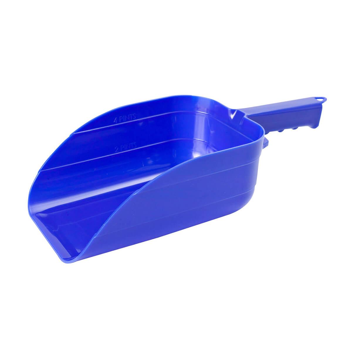 Plastic Feed Scoop 5Pt