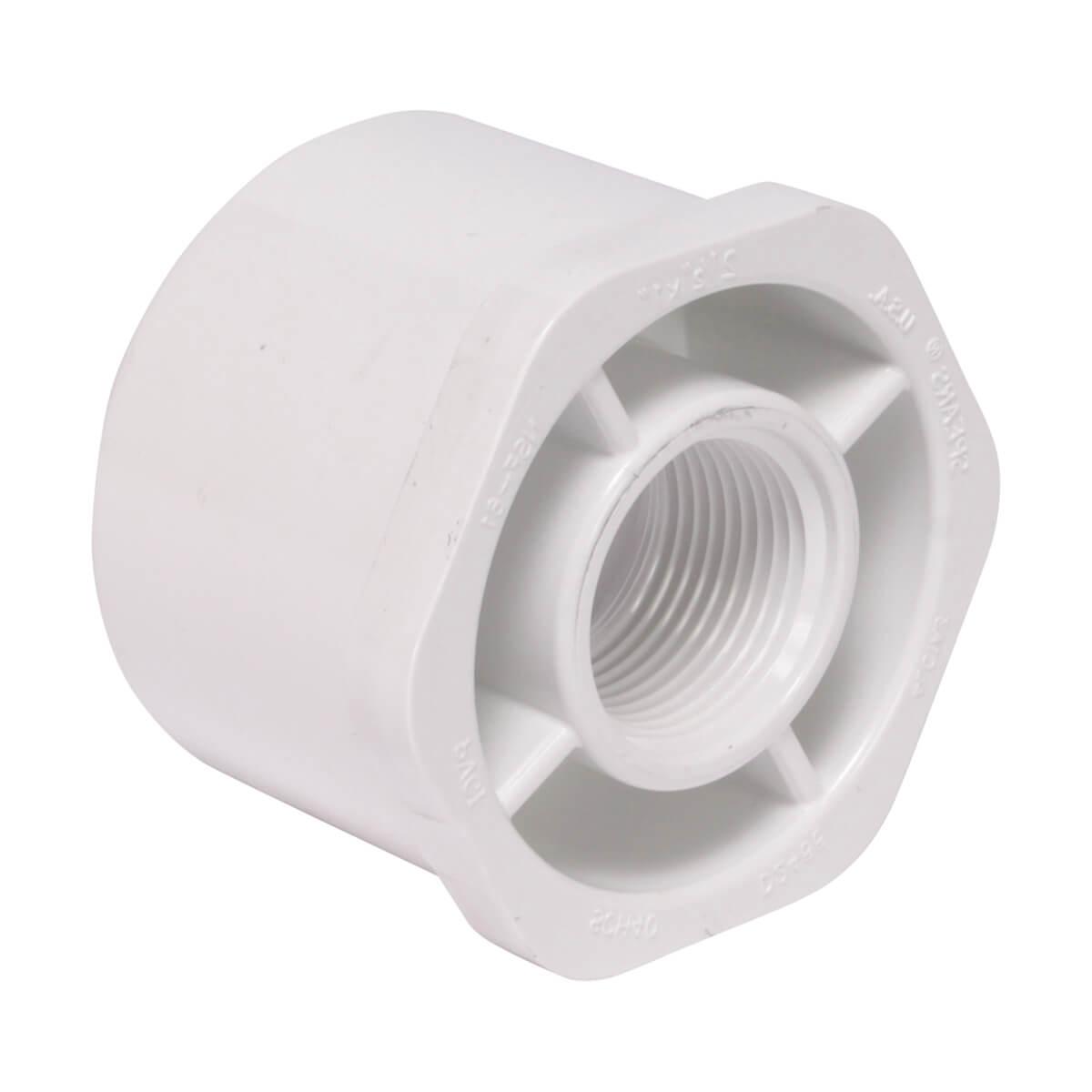 Reducer Bushing - Spigot X FPT - 1-in x 3/4-in