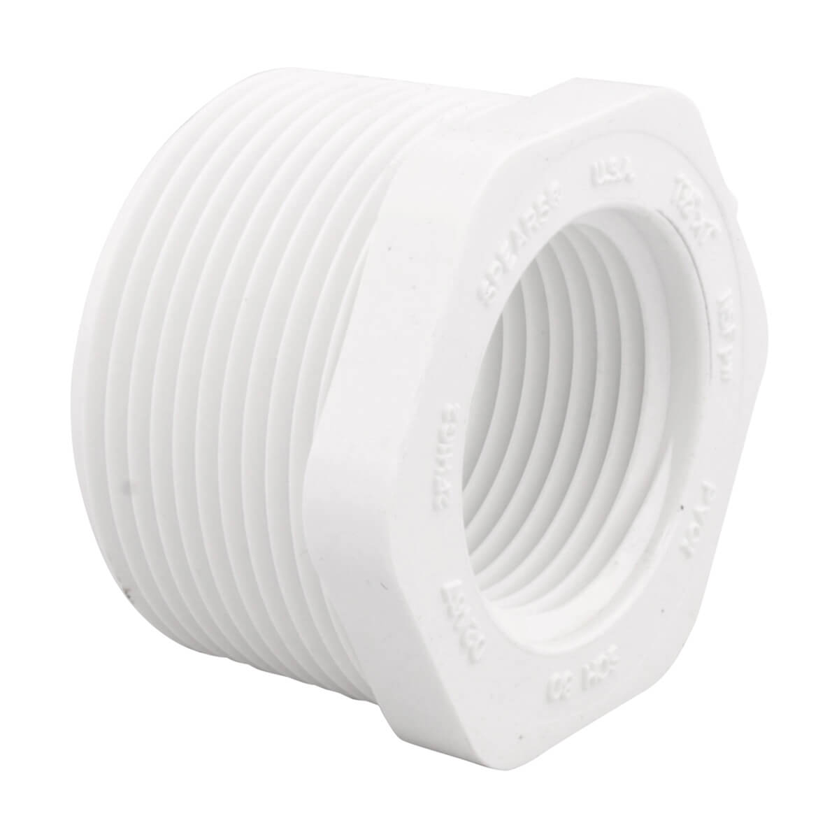 Threaded Bushing - MPT X FPT - 1-in x 3/4-in