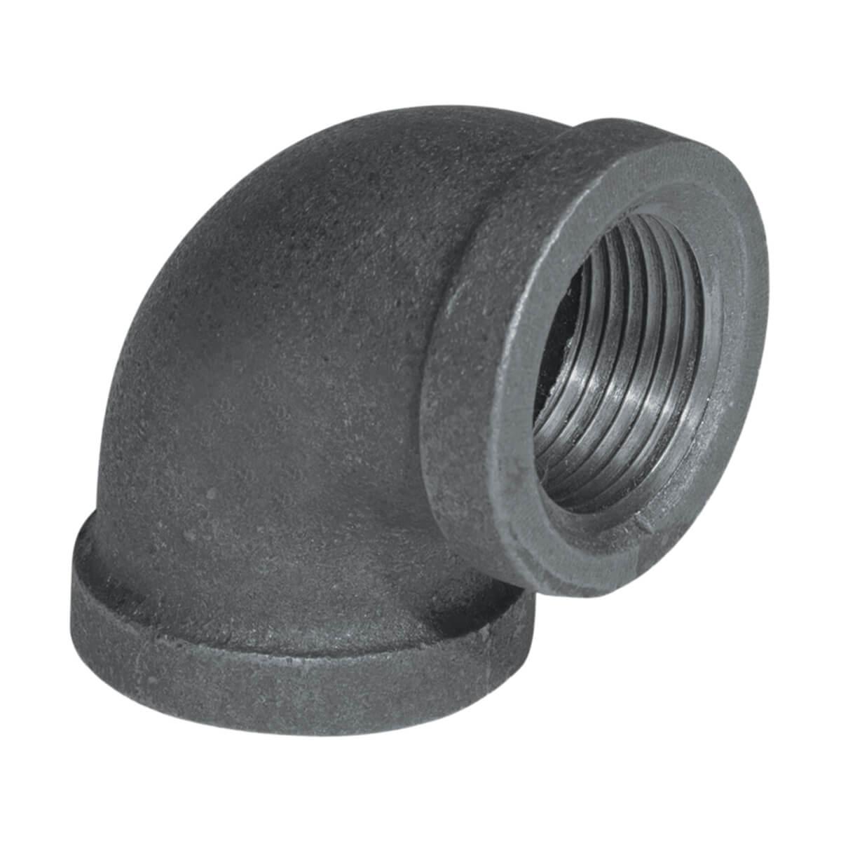 """Fitting Black Iron 90° Elbow 1"""""""