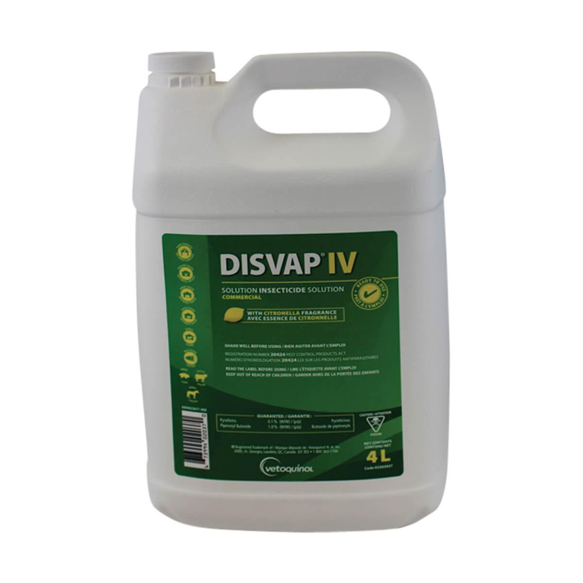 Disvap IV - 4 L