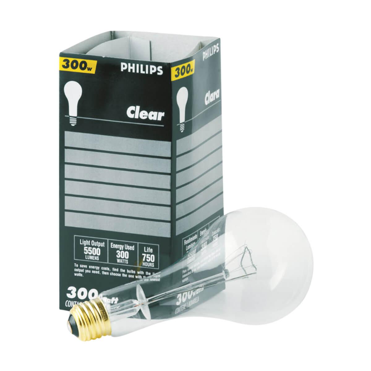 Phillips 300W Light Bulb