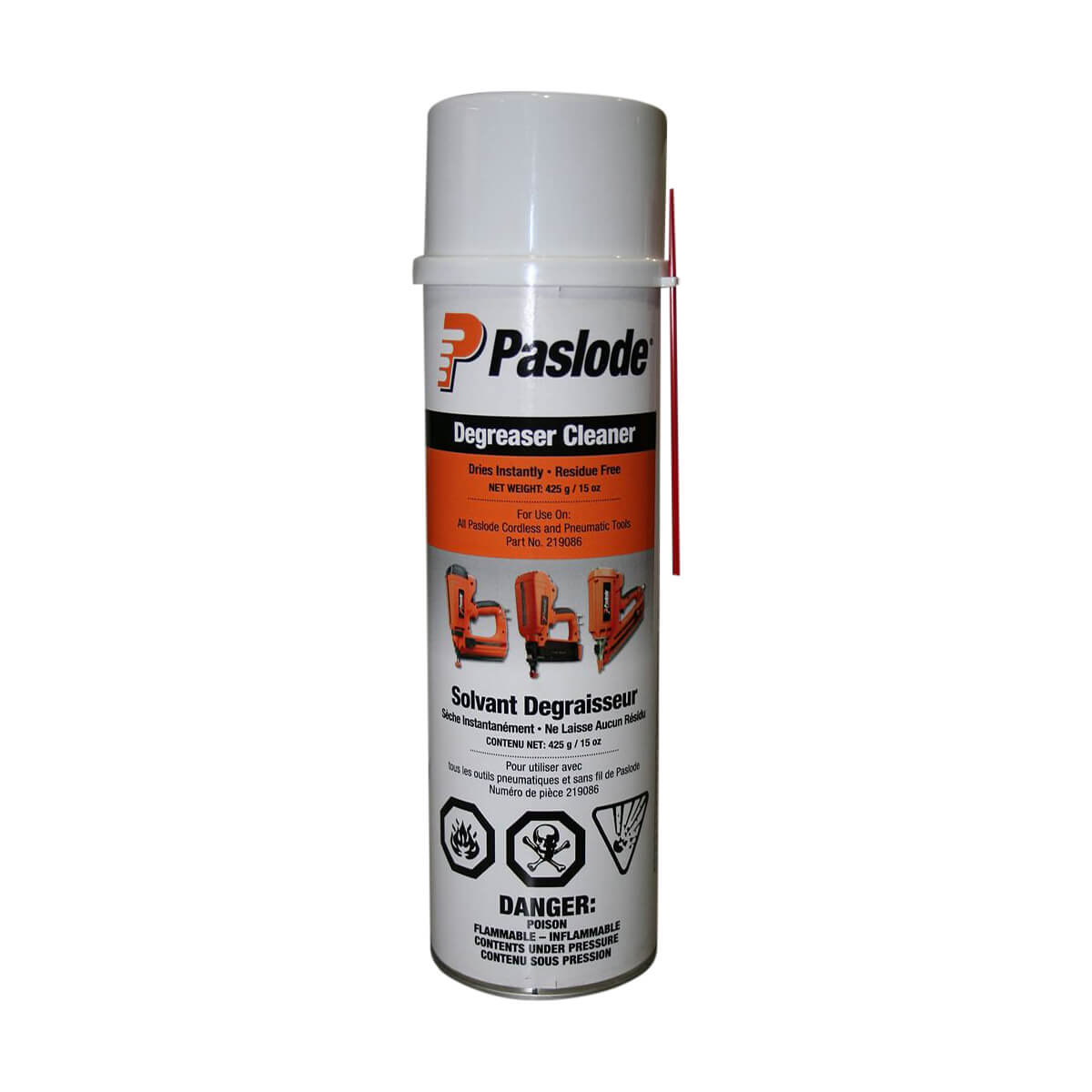 Paslode Cleaner and Stain Remover