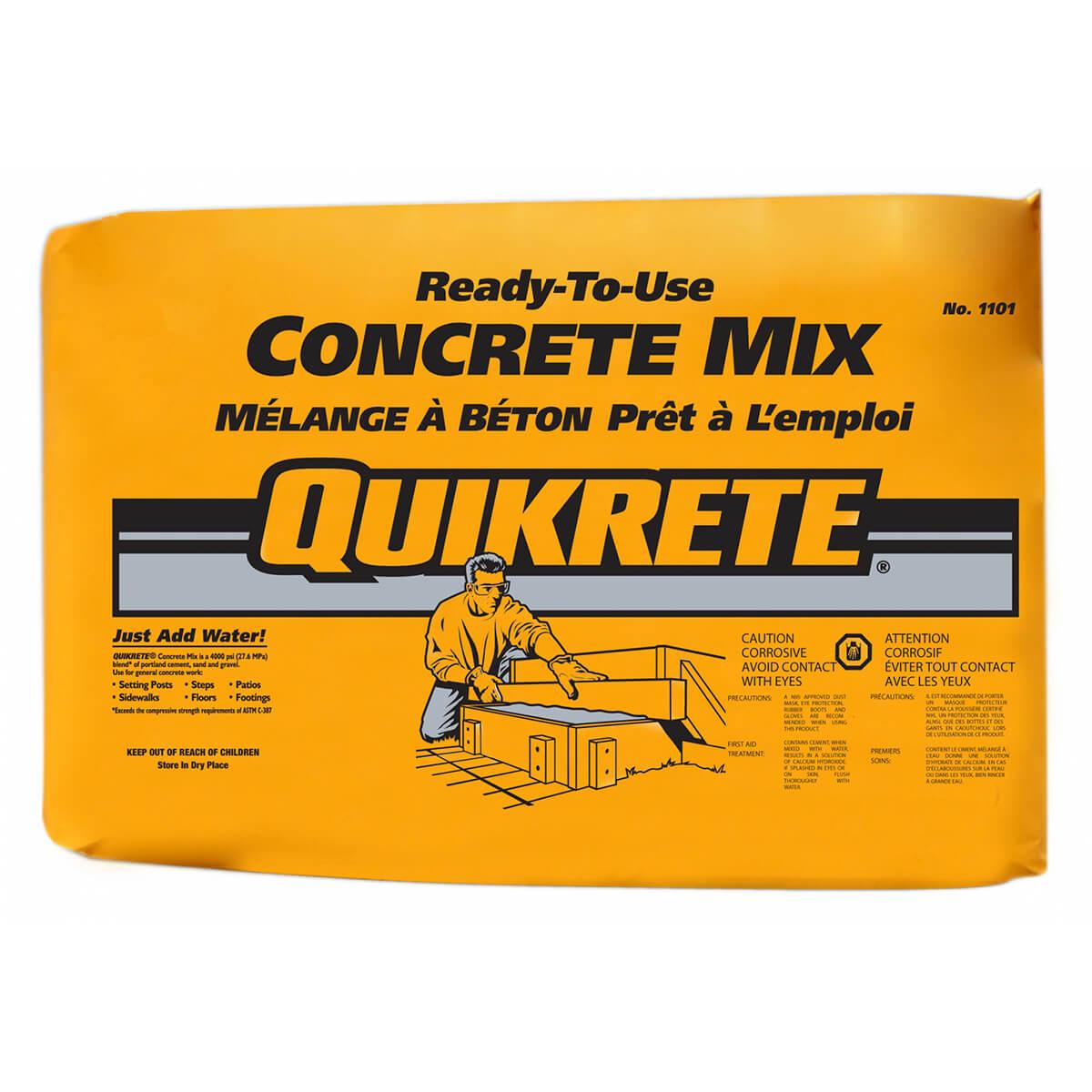 Quikrete Concrete Mix - 25 kg