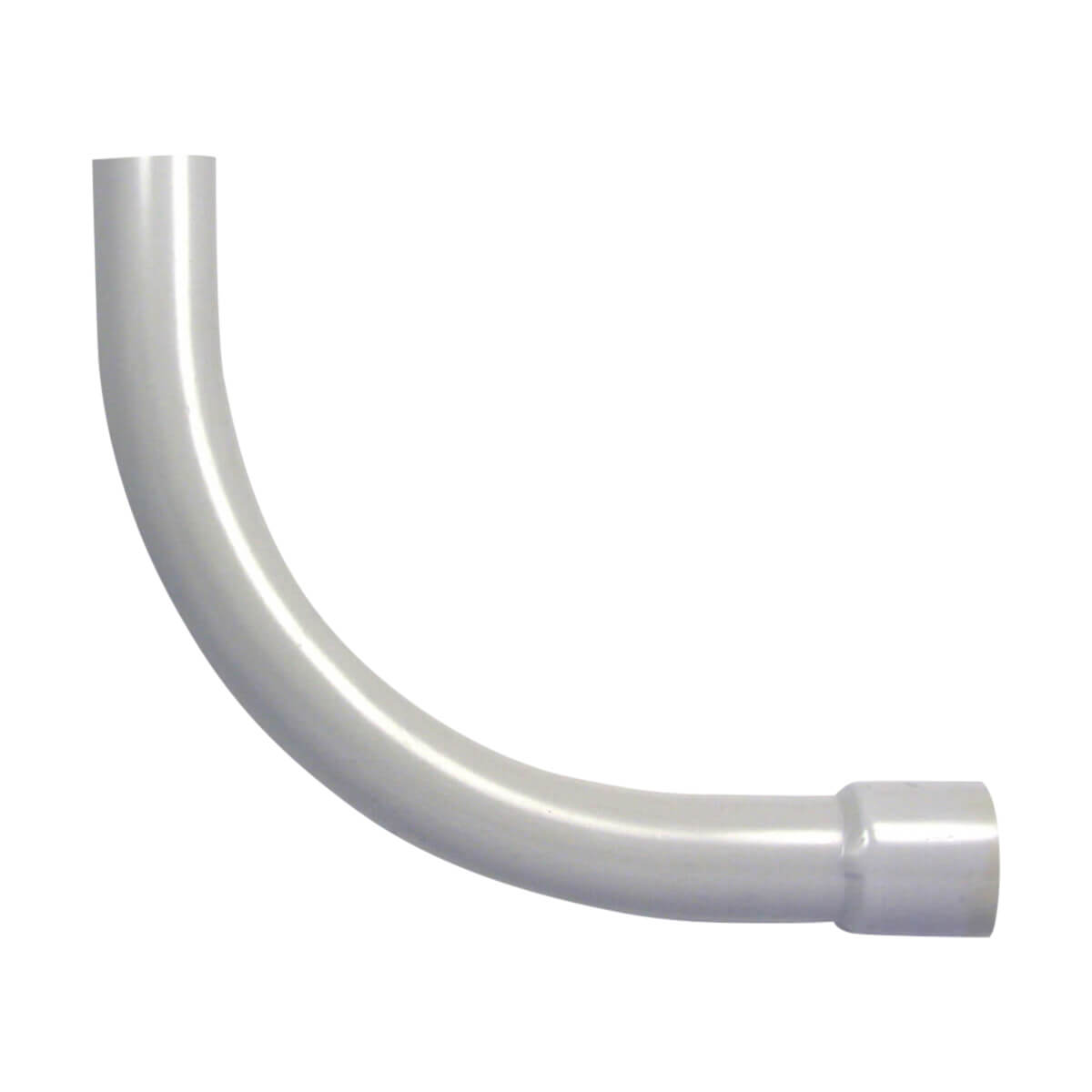 PVC Conduit 90° Elbow - Bell-end - 3/4-in