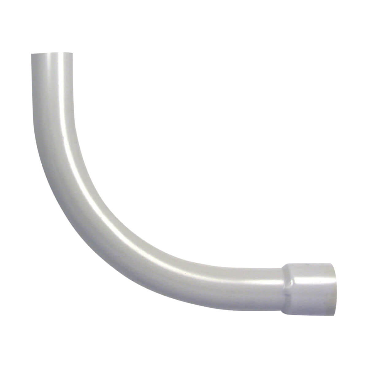 PVC Conduit 90° Elbow - Bell-end - 1-1/4-in