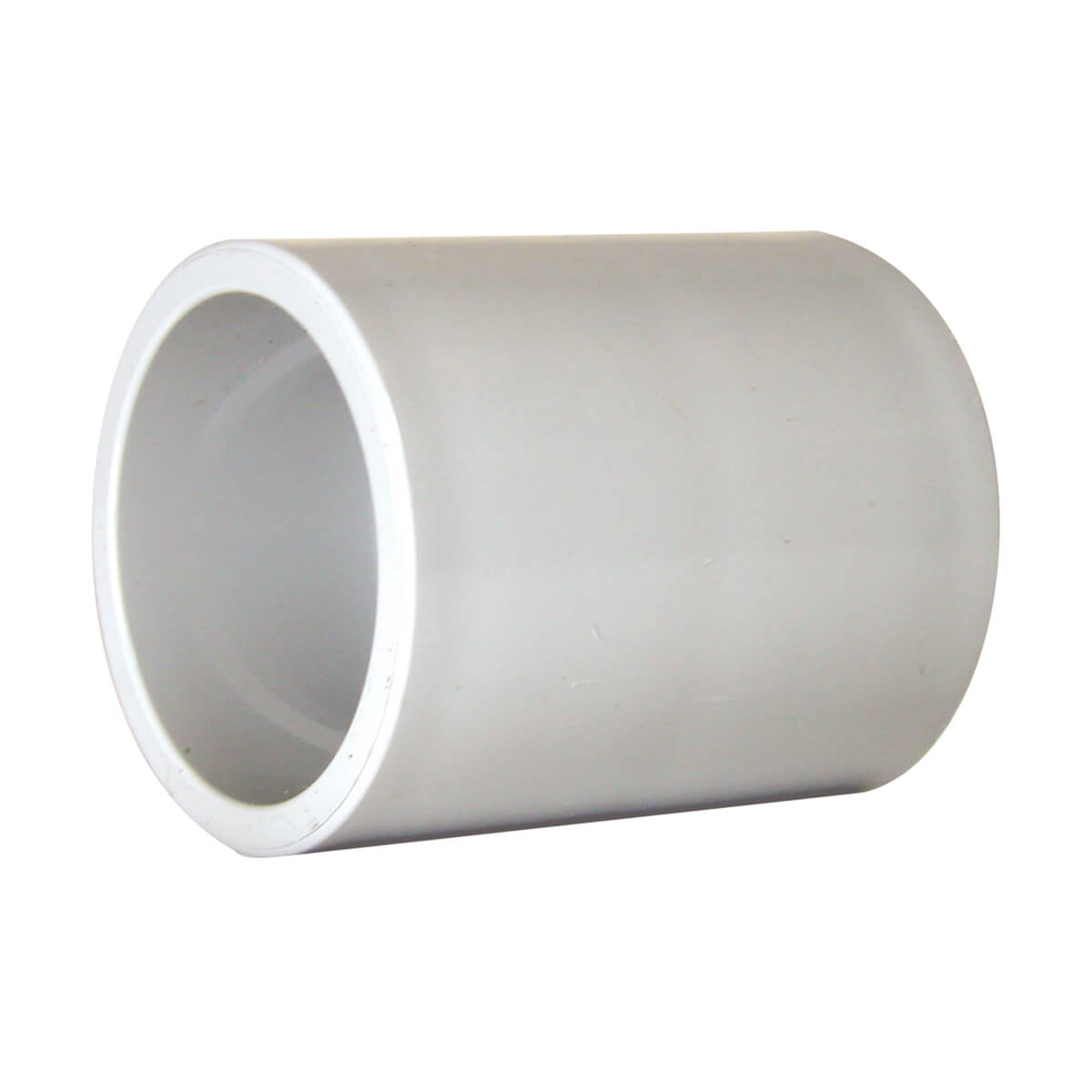 "PVC Conduit Coupling - Hub - 1/2"""