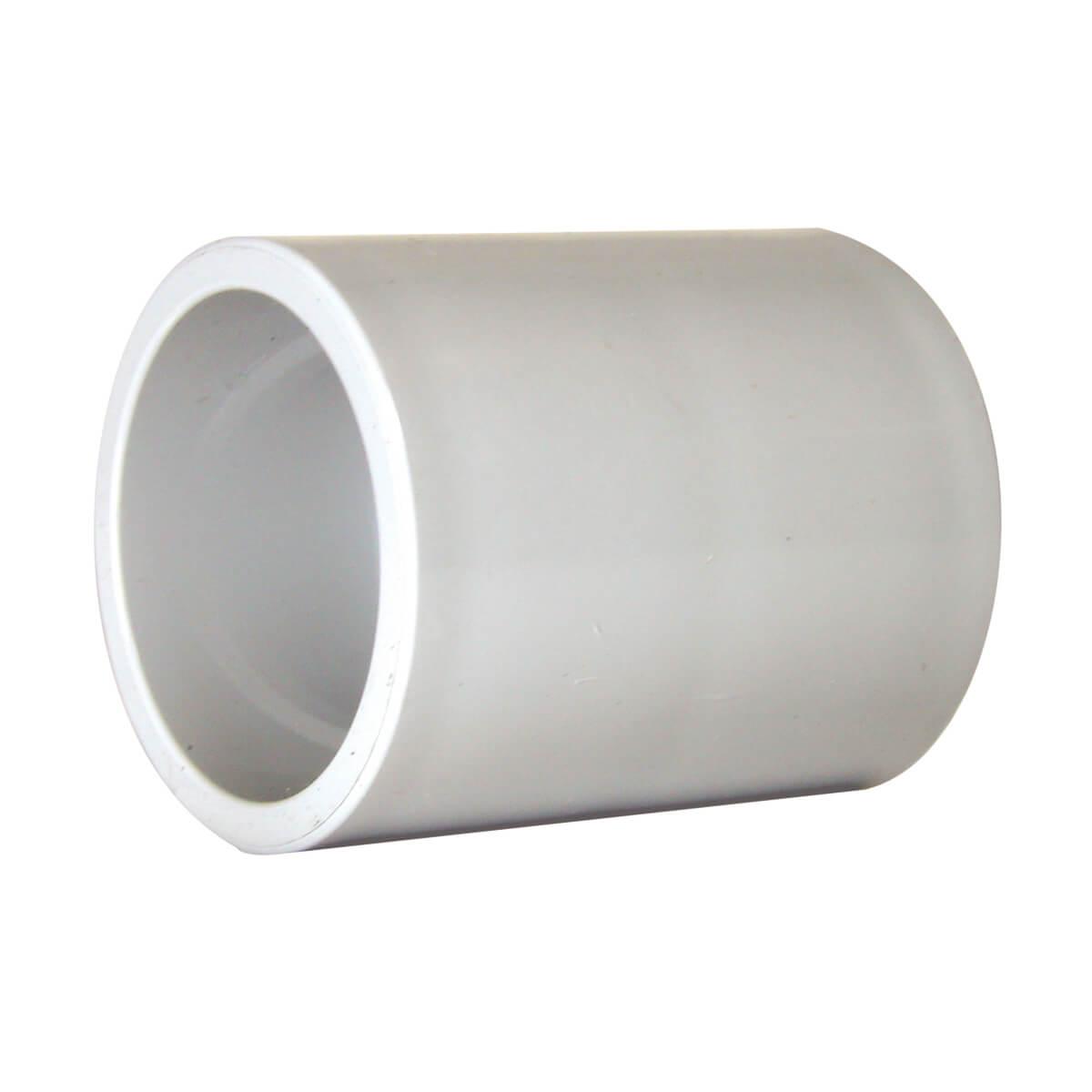 "PVC Conduit Coupling - Hub - 3/4"""