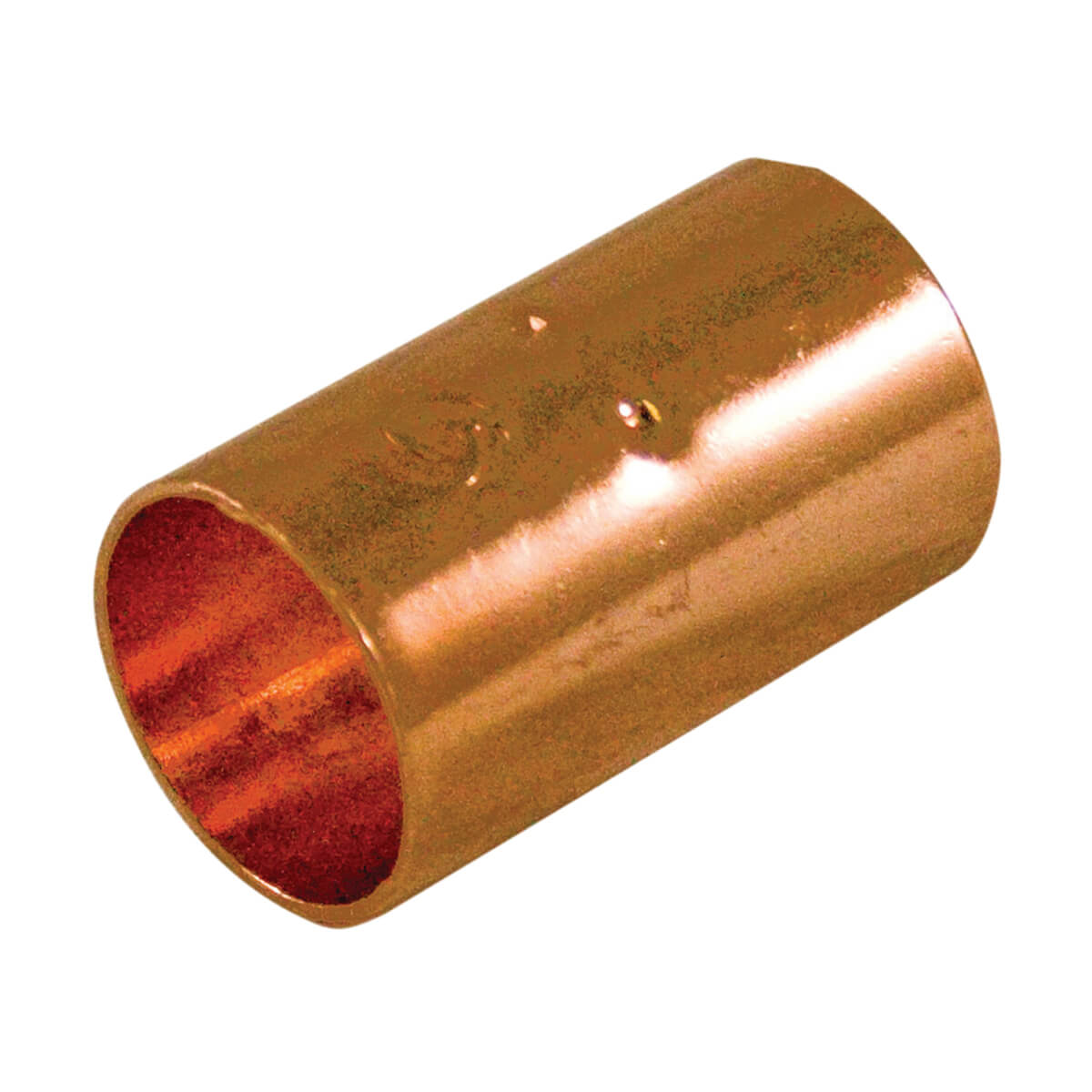 Fitting Copper Coupling - 3/4-in